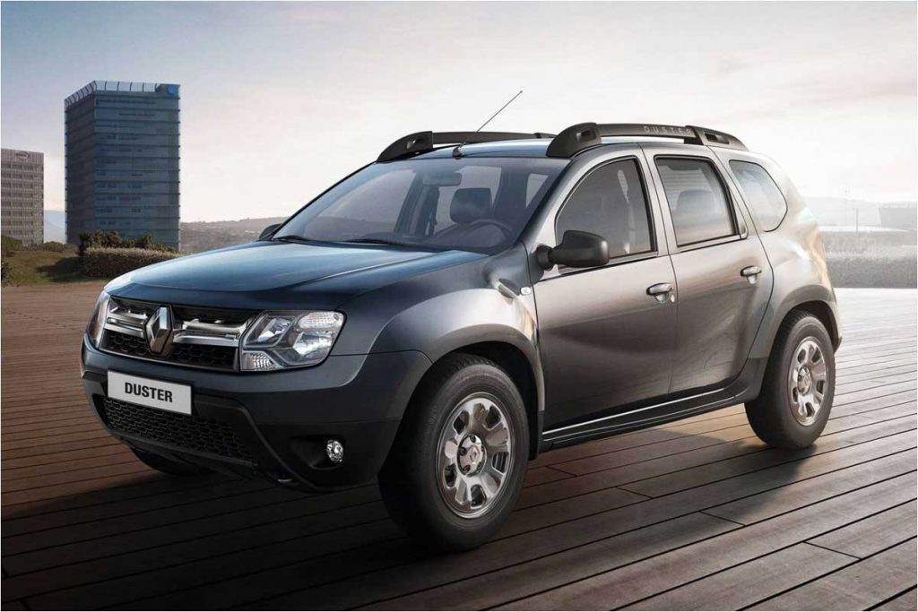 Rent Renault Duster 2015 Beirut